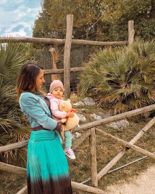 Parco Zoo Falconara, il Paese dei Bimbi