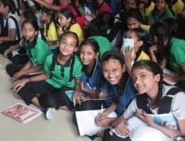 India, volontariato con AIESEC