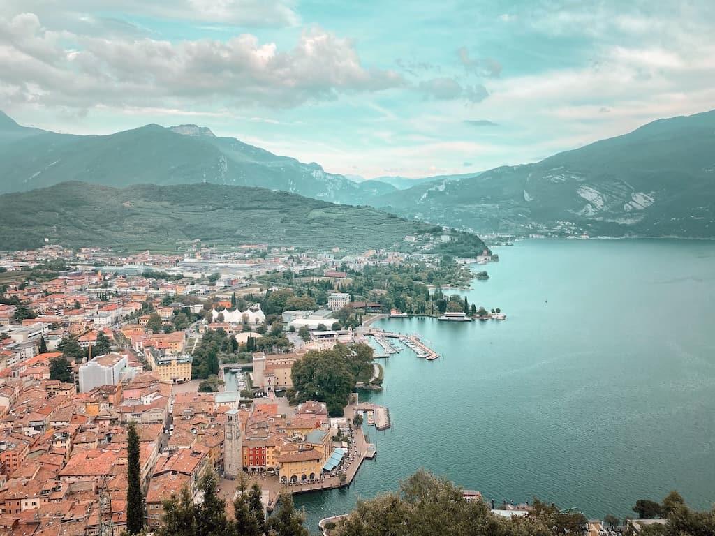 Garda Trentino, itinerario di viaggio
