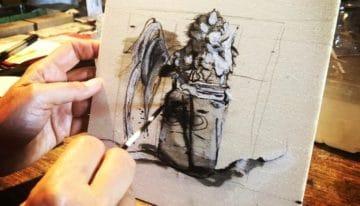 Un giorno da artisti con il maestro Mauro Pipani