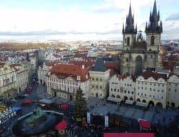 Visitare Praga nel periodo natalizio