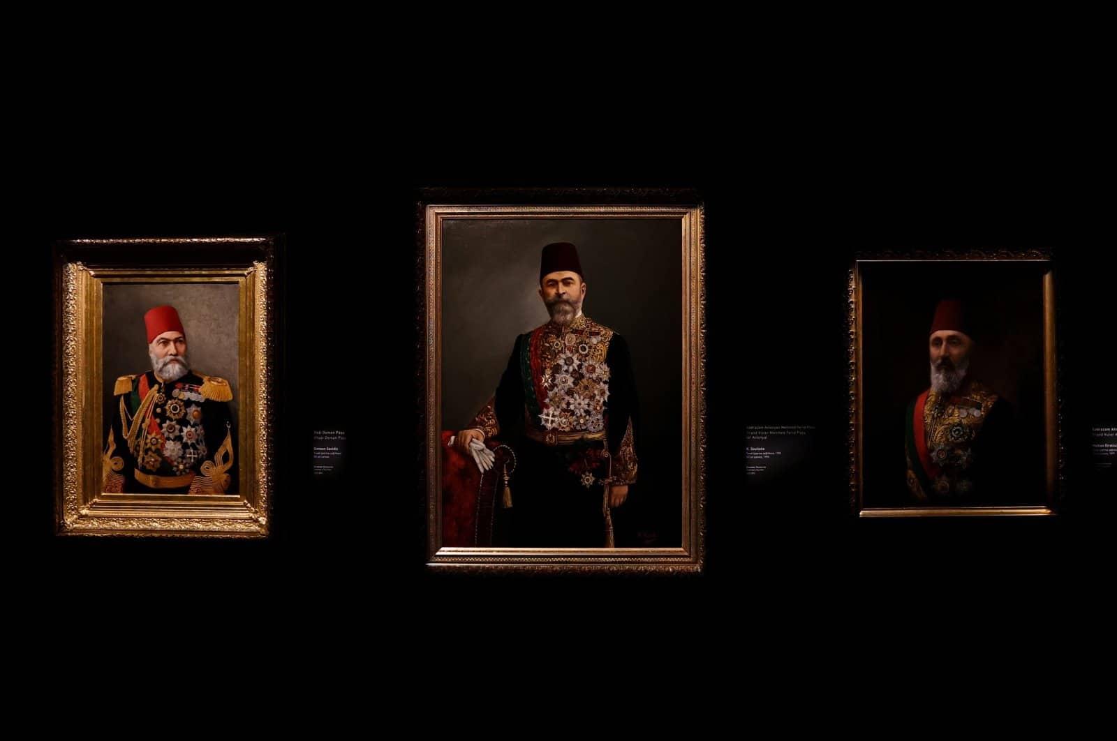 arte turca al museo
